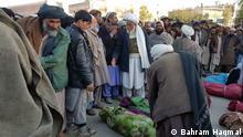 Luftangriff in der Provinz Nimroz in Afghanistan