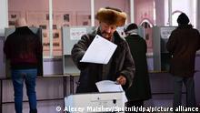 Präsidentschaftswahlen in Kirgistan