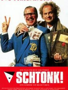 Film poster for Schtonk