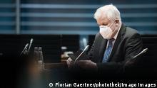 Deutschland Bundesinnenminister Horst Seehofer