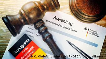 Αίτηση ασύλου Γερμανία