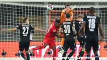 Deutschland Bundesliga Arminia Bielefeld - Hertha BSC Berlin