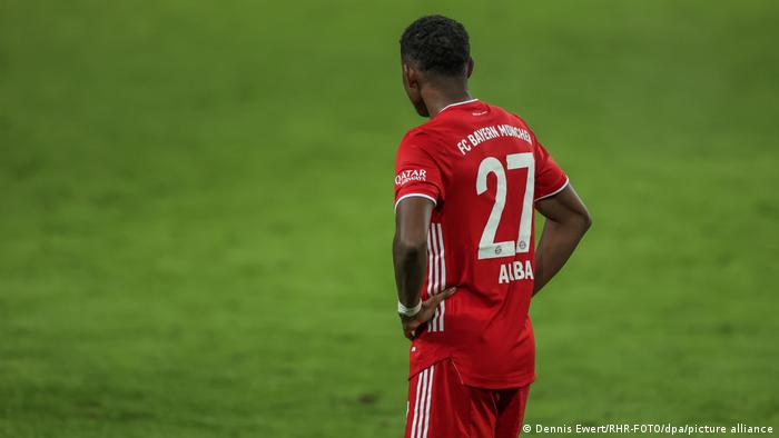 Deutschland David Alaba