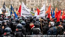Deutschland Gedenken an Rosa Luxemburg und Karl Liebknecht in Berlin