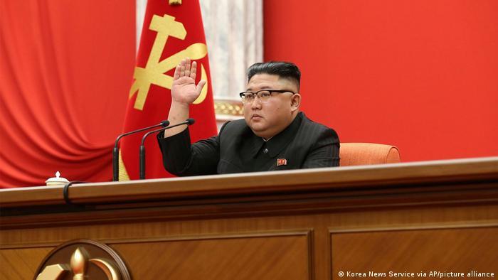 Nordkorea Kim Jong Un