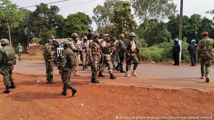 Des rebelles ont été repoussés ce mercredi 13 janvier 2021 à Bangui par les forces centrafricaines avec l'appui de la Minusca.