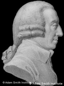 Porträt Adam Smith