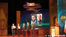 Iran Preisverleihung an Ugur Sahin