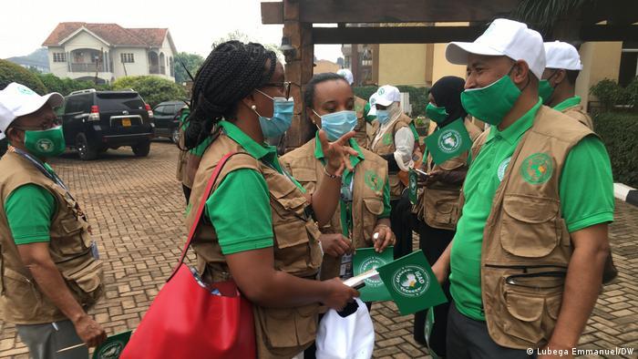 IGAD election observers