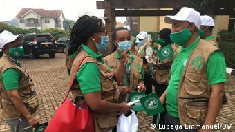 Uganda IGAD Wahlbeobachtermission