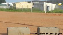 Stadion-Renovierung in Maxixe