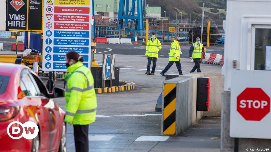 Nordirland-Streit: Johnson droht mit neuem Brexit-Drama