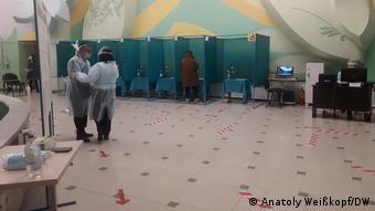 Парламентские выборы-2021 в Казахстане проходили во время пандемии коронавируса