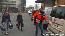 Mobiles Impf-Team in Potsdam Coronavirus