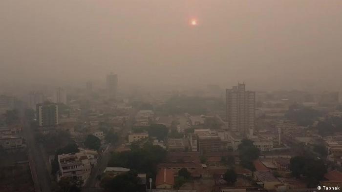 Iran | Luftverschmutzung in Teheran