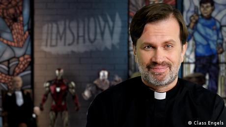 Christian Engels, Moderator Die Filmshow