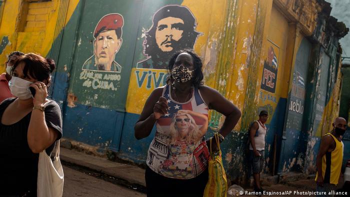 Cuba registró siete récords de casos diarios en las dos primeras semanas de enero