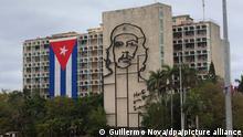Kuba Havanna Plaza de la Revolución