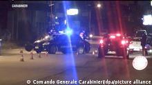 Italien Maxi-Operation gegen Ndrangheta Mafia Polizei Video