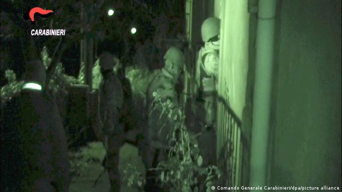 Policijska akcija protiv Ndranghete