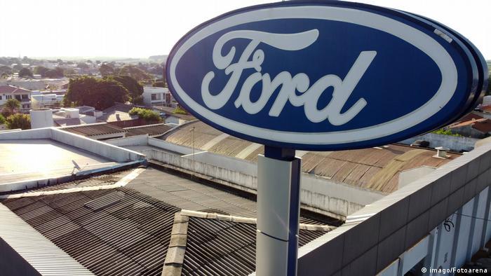 Brasilen Campo Mourão Ford Werk