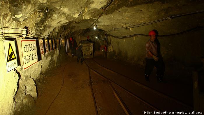 China Weifang Goldmine
