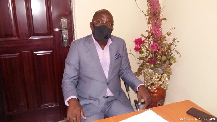 Afrika Joaquim Cangulo Provinzamt für ehemalige Kombattanten und Veteranen des Vaterlandes