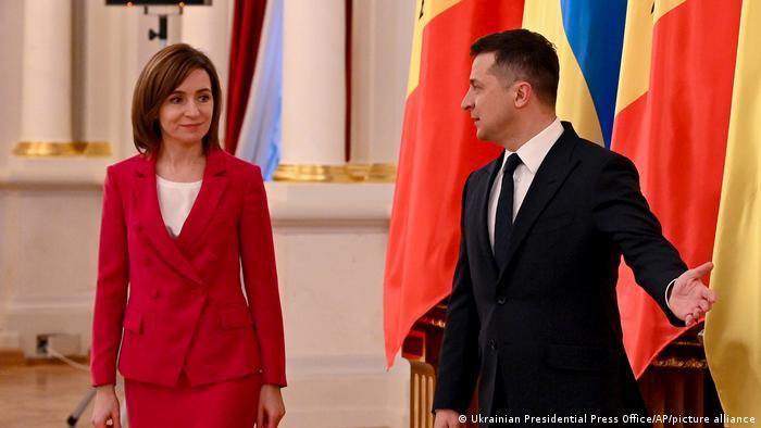 Лідери Молдови і України домовилися побудувати автомагістраль, яка зв'яже дві столиці