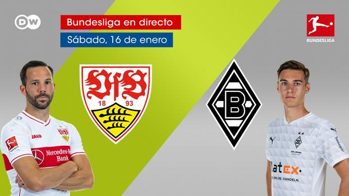 Bundesliga Grafik Spieltag 16 | Stuttgart - Mönchengladbach Spa