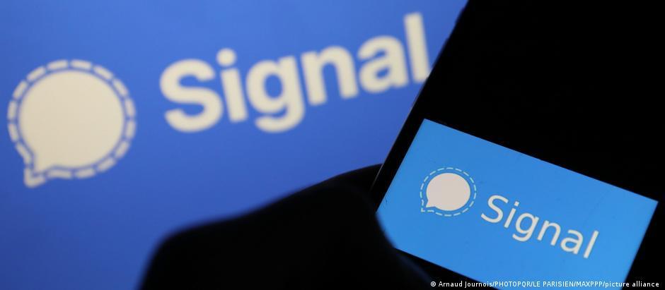 Messenger App Signal