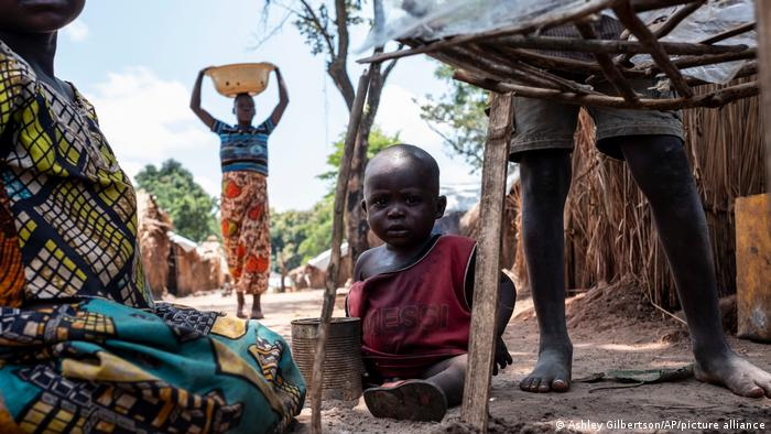 Central African Republic has been on the list of unreported crises for several years
