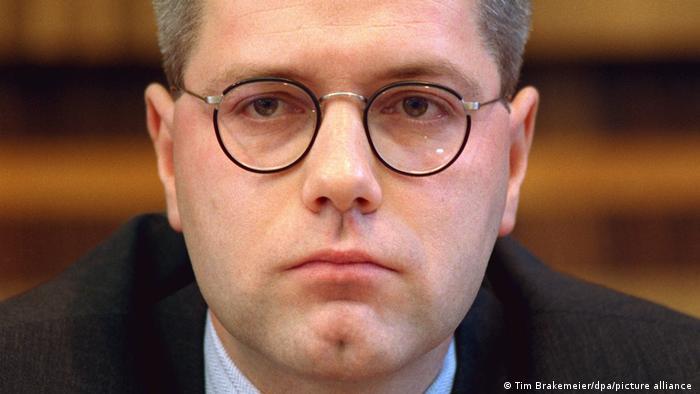 Deutschland Norbert Röttgen 1999
