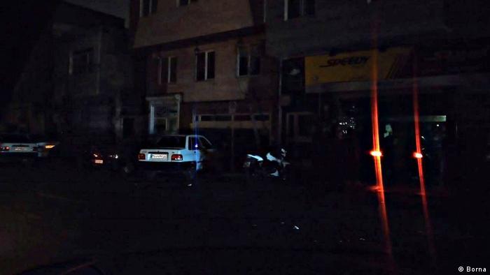 Iran Stromausfall in Teheran