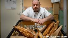 Frankreich Bäcker Stephane Ravacley