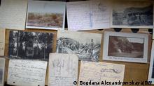 Weißrussland | Briefe der deutschen Soldaten der Ersten Weltkrieges - Exponaten im Museum an der Narotsch See