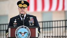 USA US-General Mark Milley
