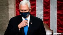 USA US-Vizepräsident Mike Pence