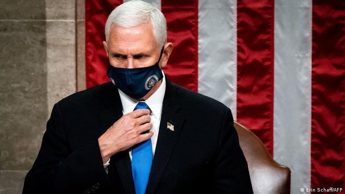USA US-Vizepräsident Mike Pence