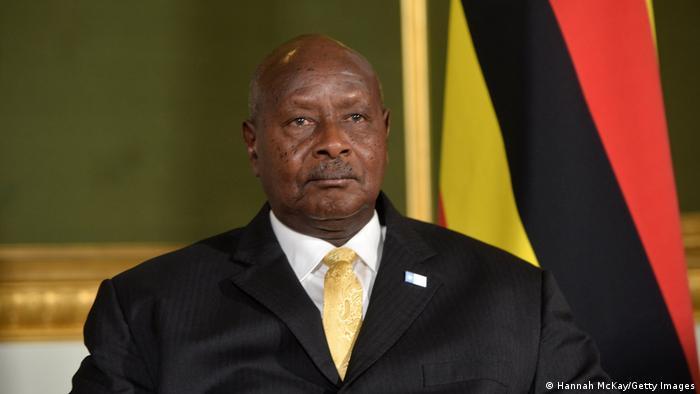 Yoweri Museveni, Presidente do Uganda