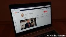 Trumps Youtube-Kanal