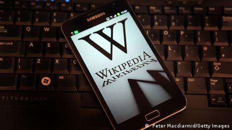 Symbolbild 20 Jahre Wikipedia