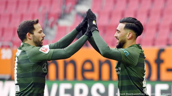 Fußball Bundesliga | FC Augsburg - VFB Stuttgart