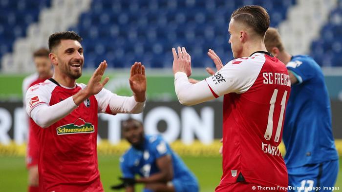 Fußball Bundesliga | SC Freiburg - Hoffenheim