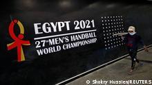 Ägypten Handball-WM 2021 Logo