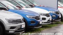 Verkäufe der Volkswagen-Kernmarke rutschen 2020 deutlich ab