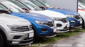 Автомобили Volkswagen (Фольксваген)