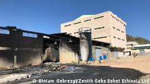 Äthiopien I Krieg in Tigray beschädigt die Fabrik von Zenith Gebs Eshet Ethiopia Ltd in Shire