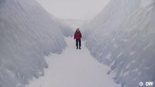 DW Euromaxx |Island, Gletscher