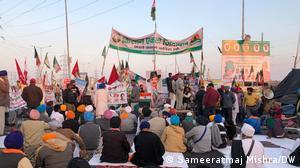 Indien | Landwirte | Proteste in Neu-Delhi