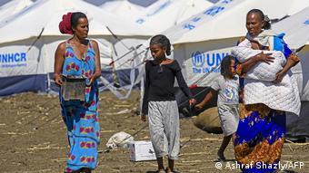 Äthiopien I Sudan I Konflik